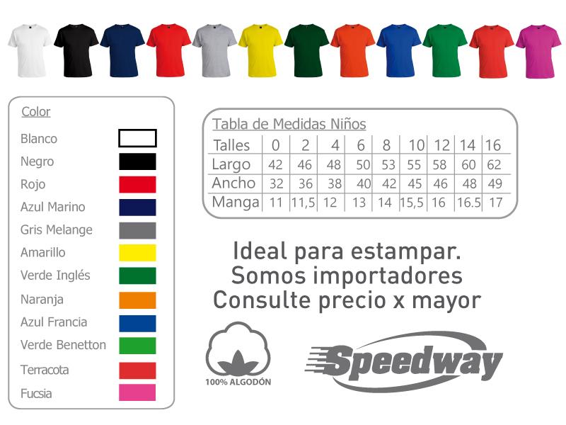 627a29bb3a7 Camiseta Niño Benetton (CI-N13)